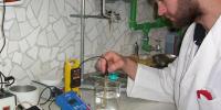 Umfangreiche Laborausstattungen sind Voraussetzung